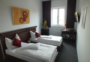 Hotel Fabrik Vösendorf, Szállodák  Vösendorf - big - 20