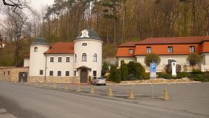 Zámeček Pod Hradem, Hotely  Starý Jičín - big - 23