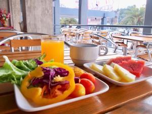 Eco Inn Ubon Ratchathani, Hotel  Ubon Ratchathani - big - 30