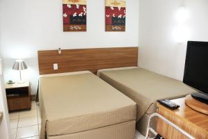 Luxury Twin Room Vivence Suites Hotel Goiania