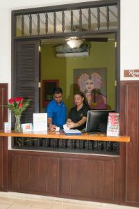 Hotel Presidente Las Tablas, Szállodák  Las Tablas - big - 27