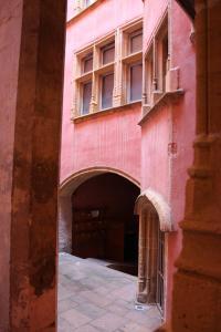 Vieux Lyon Cour Renaissance, Апартаменты  Лион - big - 9