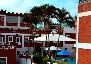 Medieval Hotel, Hotel  Três Corações - big - 8