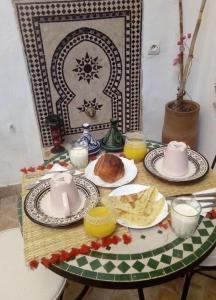 Riad Fuschia, Riad  Marrakech - big - 33