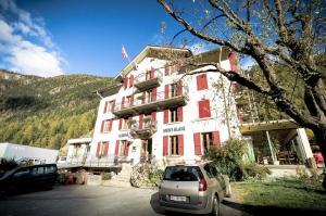 Auberge du Mont Blanc - Trient