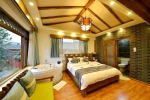 Yujian Zunxiang Guest House, Ubytování v soukromí  Lijiang - big - 5