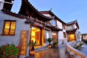 Yujian Zunxiang Guest House, Ubytování v soukromí  Lijiang - big - 44