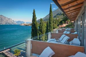 Beach Hotel Du Lac Malcesine - AbcAlberghi.com