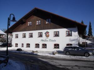 Landhotel Zahn's Weißes Rössle - Obergünzburg