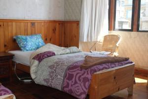 Hotel Namche, Отели  Nāmche Bāzār - big - 37