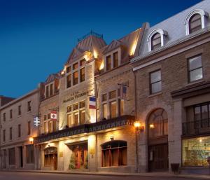 Hotel Manoir Victoria - Quebec City