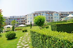 Apartments in Sunny Island Complex, Apartmánové hotely  Chernomorets - big - 64