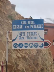 Casa rural Kasbah Des Pyramides, Hostels  Tinghir - big - 56