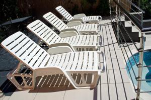 Apartments Villa Sunrise, Ferienwohnungen  Trogir - big - 38