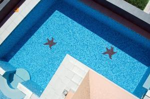 Apartments Villa Sunrise, Ferienwohnungen  Trogir - big - 24