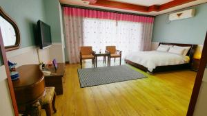 Jeju Dioville Pension, Дома для отпуска  Согвипхо - big - 27