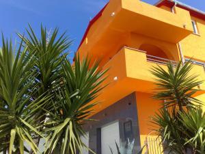 Apartments Villa Sunrise, Ferienwohnungen  Trogir - big - 37