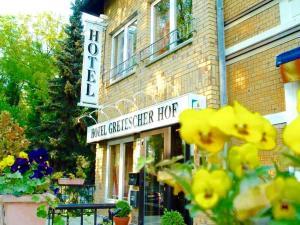 Hotel Gretescher Hof, Гостевые дома  Оснабрюк - big - 14