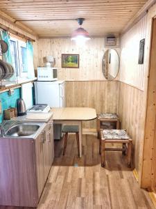Cottage on Zagorodnaya, Venkovské domy  Ostaškov - big - 18