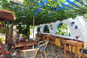 Pension Titika Amorgos Greece