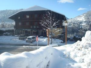 Auberge du Mont Rond - Hotel - Montriond