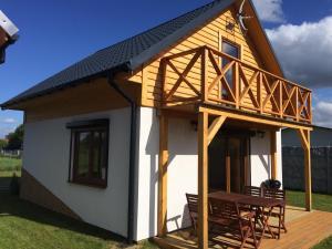Domki VIP dla rodzin Ustka