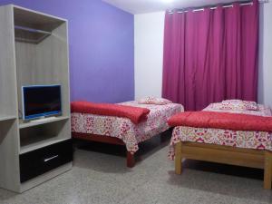 Trujillo Hostel, Гостевые дома  Трухильо - big - 27