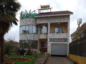 Shoshi's House. - Bahçalleku