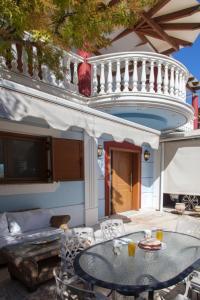 Villa Joannas, Апартаменты  Лефкас - big - 4
