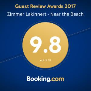 Zimmer Lakinnert - Near the Beach - Um Qeis