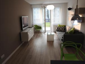 Apartament z ogrodem Wiśniowy Sad