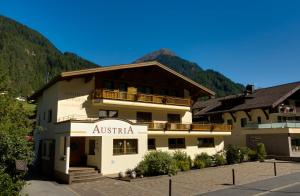 Ferienhaus Austria - Accommodation - Sölden