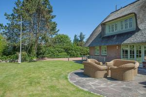 Haus Seestern, Holiday homes  Kampen - big - 10