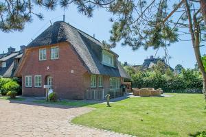 Haus Seestern, Prázdninové domy  Kampen - big - 1