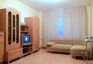Apartment on Neftyanikov 48 - Usinsk