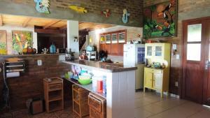Casa em Praia Deserta, Dovolenkové domy  Costa Dourada - big - 43