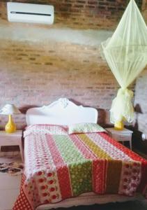 Casa em Praia Deserta, Dovolenkové domy  Costa Dourada - big - 39