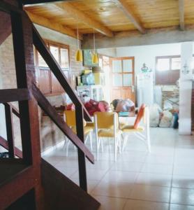 Casa em Praia Deserta, Dovolenkové domy  Costa Dourada - big - 4