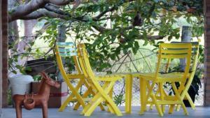 Casa em Praia Deserta, Dovolenkové domy  Costa Dourada - big - 34