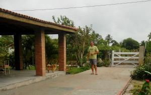 Casa em Praia Deserta, Dovolenkové domy  Costa Dourada - big - 5