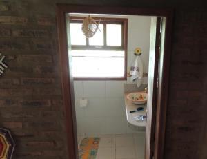Casa em Praia Deserta, Dovolenkové domy  Costa Dourada - big - 38