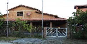 Casa em Praia Deserta, Dovolenkové domy  Costa Dourada - big - 6