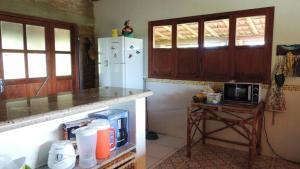 Casa em Praia Deserta, Dovolenkové domy  Costa Dourada - big - 35