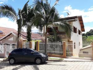 Casa para temporada, Dovolenkové domy  São Bento do Sapucaí - big - 1