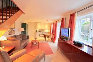 Ulenhof Appartements, Ferienwohnungen  Wenningstedt-Braderup - big - 39