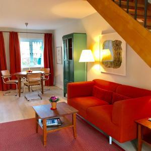 Ulenhof Appartements, Ferienwohnungen  Wenningstedt-Braderup - big - 40