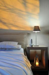 Gefyri Hotel, Отели  Коница - big - 5