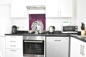 St Georges Apartments, Appartamenti  Cheltenham - big - 85