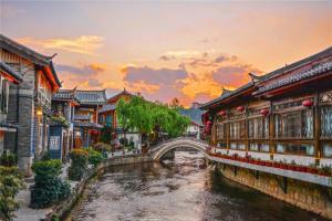 Lijiang Venice Lost Guest House, Vendégházak  Licsiang - big - 12