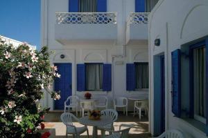 Poseidon Studios Amorgos Greece